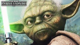 32 VS 32 BOHATERÓW ZABAWA PRZEDNIA!  Star Wars Battlefront 2 PL