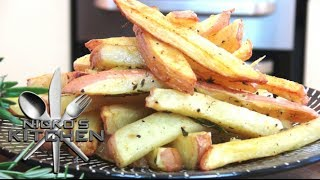 How to make Potato Fries / Chips - Video Recipe