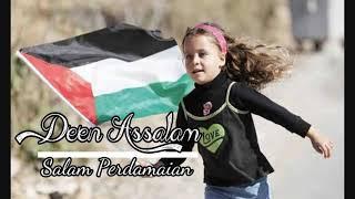 deen assalam salam perdamaian versi musik unik amazing