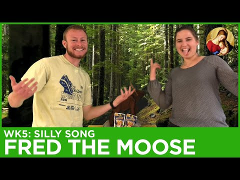 Interactive Song: Fred The Moose