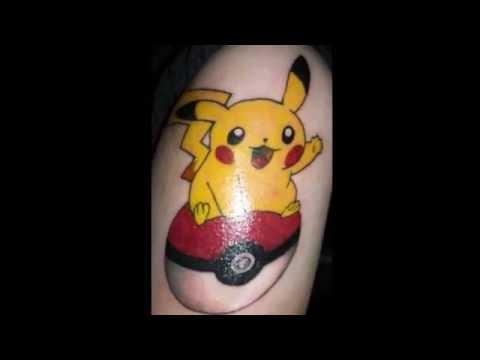 tatuajes de pikachu ideas para tu tatuaje