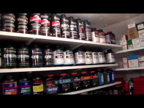 MAN CAVE-RELOADING SHOP