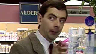 Shopping for Towels | Mr. Bean Official