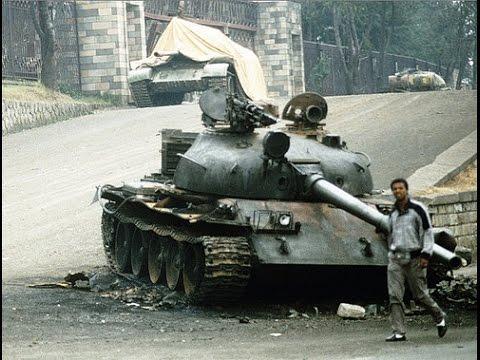 Ethiopian Civil War (1974 – 1991) - Real Footage