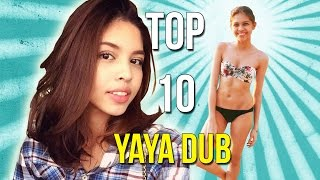 Top 10 Facts About Maine Mendoza (A.K.A. Yaya Dub)
