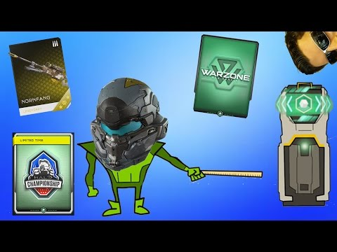 How 343i Could've Improved Halo 5's Req System & Made WAY More Money (1 of 2)