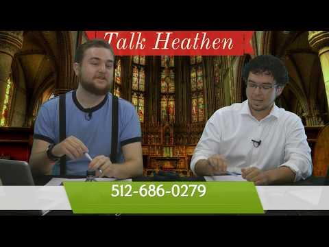 Talk Heathen 01.02 with Eric Murphy & Jamie