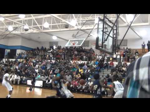 Miguel Brown 6'5 Sophomore Beddingfield High School Wilson NC