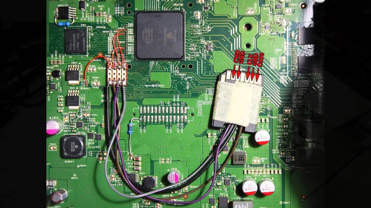 How To Read    Dump Xbox One Nand