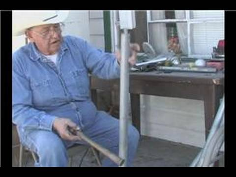 How to Make Wind Chimes : Wind Chimes: Checking the Tone