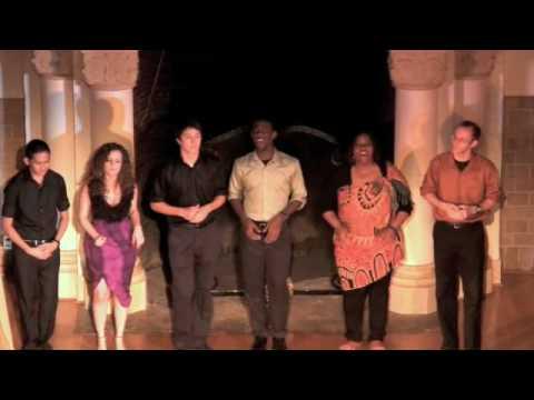 """Asimbonanga/Biko - Stanford Talisman """"Awaken"""" Parents Weekend Show 2009"""