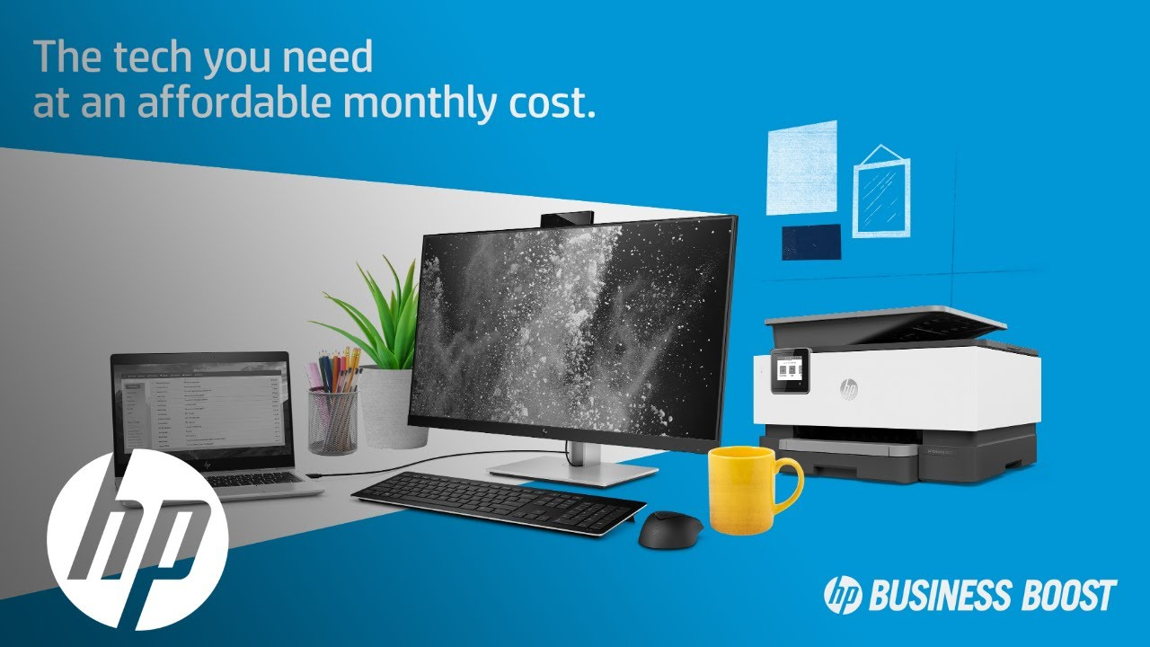 HP Business Boost: Overview Video | HP Solutions | HP - YouTube