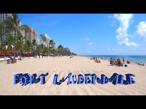 Fort Lauderdale - Florida 2016 4K