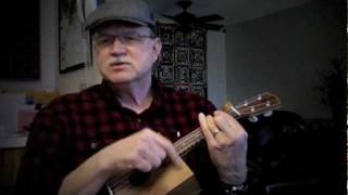 Tishomingo Blues Ukulele UkesterBrown