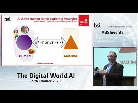 AI & the Human Mind: Exploring Synergies