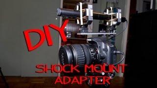[diy] Shock Mount Adapter