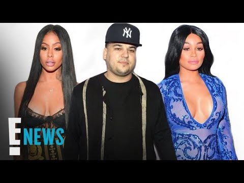 Rob Kardashian Enjoys Date Night With Alexis Skyy | E! News