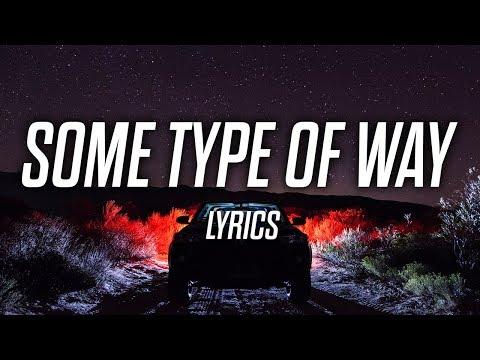Krish - Some Type Of Way (Lyrics)
