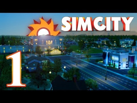 SimCity - Episode 1 - Solaria Region ...For the Sake of the Community!...