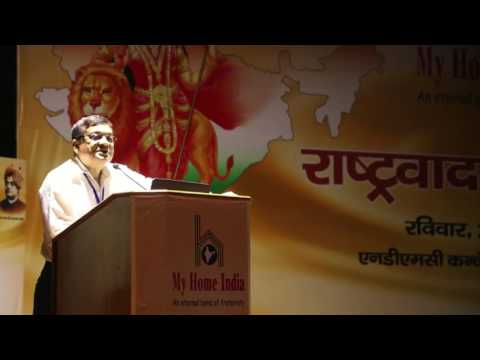 Speech of Dr Ashok sinha 2, in Delhi