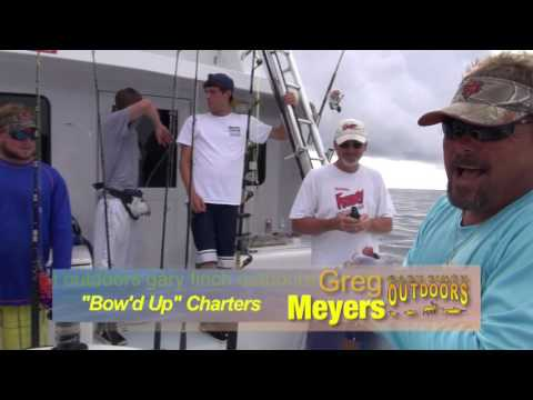"""Red Snapper Fishing on the """"Bow'd Up"""""""
