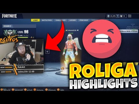 ZAITR0S SJUKT ARG! (Svenska Fortnite Funny Moments & Highlights) #8