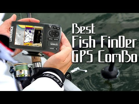 10 Best Fish Finder 2019 -  With GPS Combo System