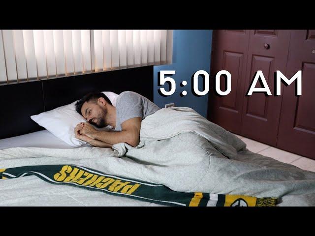 ¿Cómo levantarse a las 5:00 AM? (Mi experiencia de 3 meses) ⏰