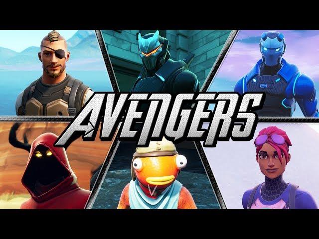 THE AVENGERS… Su Fortnite! – Fortnite : Il Film