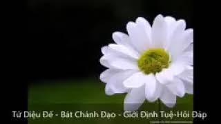 ❤Tứ Diệu Đế ❤Bát Chánh Đạo ❤ Giới Định Tuệ ❤ HT Viên Minh giảng❤