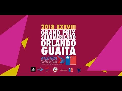GRAND PRIX ORLANDO GUAITA 2018