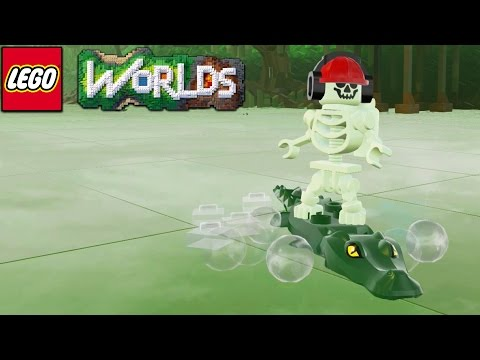 Lego Worlds - Lawless Lagoon [5]