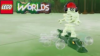 Repeat youtube video Lego Worlds - Lawless Lagoon [5]