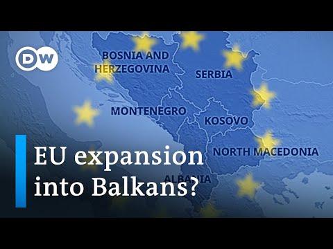 EU discusses membership hopes for Western Balkans   DW News