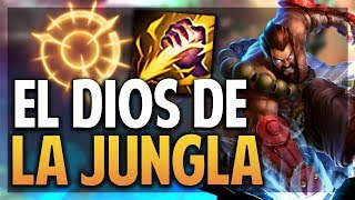 ¡EL DIOS DE LA JUNGLA! HACIENDO INVADES Y COUNTER! | UDYR | League of Legends