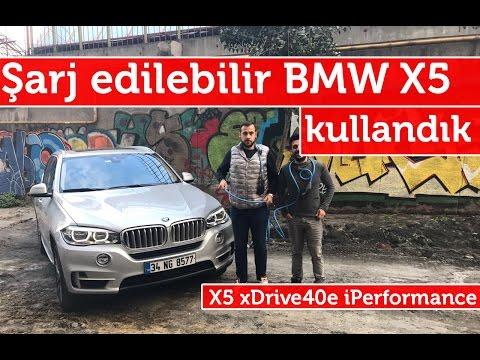 BMW X5 xDrive40e iPerformance Hybrid // Geyik testi // Ümit Erdim'li