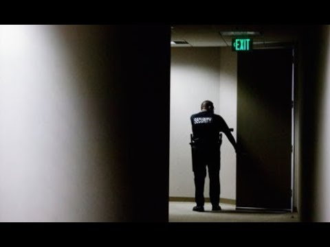 4 TRUE SCARY Horror Stories from Security Guards/Officers