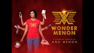 Wonder Menon Standup special by Anu Menon | Teaser | Amazon Prime | June 14