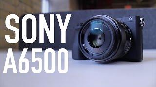 Обзор Sony a6500 + пример сьемки