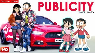 WERBUNG (Cartoon Video) - Dj Flow | Satti Dhillon | Doraemon | Nobita | Shizuka | Animation / Video
