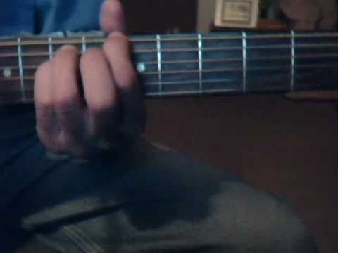 How To Play Outside By Staind On The Guitar Youtube