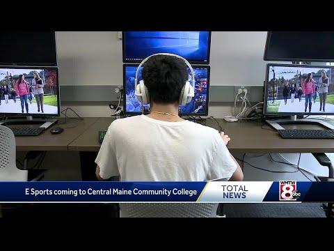 Maine community college to offer eSports program