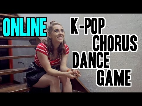 ONLINE K-Pop Chorus Dance Game (Submissions are now CLOSED)