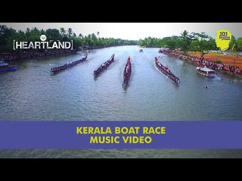 The Nehru Trophy Snake Boat Race - Music Video | Unique Stories from India