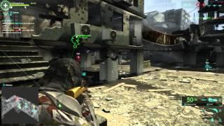 Ghost Recon Phantoms P90 War Gameplay