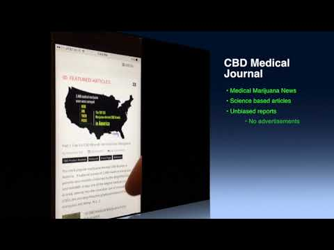 CBD Medical Journal Video Check Us Out!