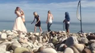 Бэкстейдж свадебных платьев. Турция
