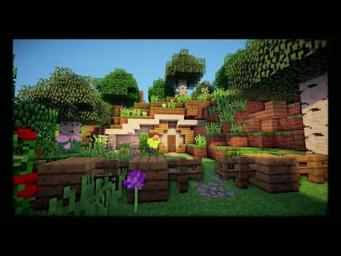 Minecraft Hobbit House Creative Ideas - YouTube