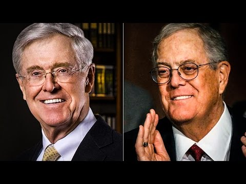 Koch Brothers Spent Millions To Put A Climate Change Denier In Charge Of EPA - The Ring Of Fire