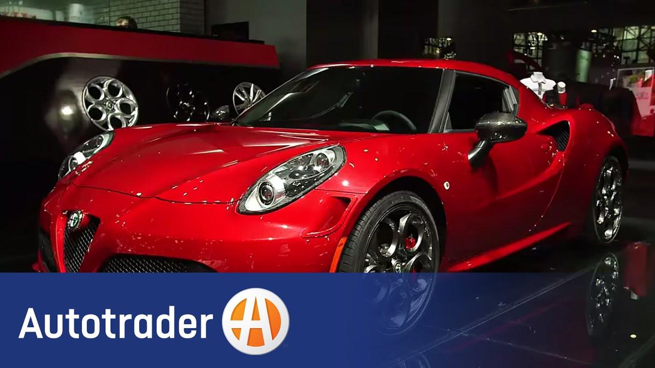 Alfa Romeo C Coupe New York Auto Show Autotrader - Autotrader alfa romeo